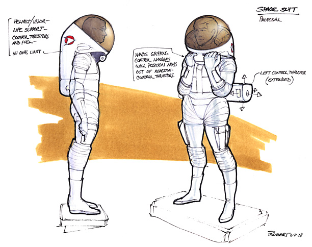 A spacesuit proposal